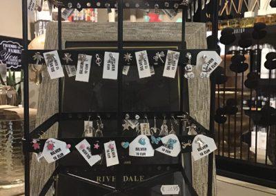 Juwelen Oorbellen kids zilver The Gift shop Schilde
