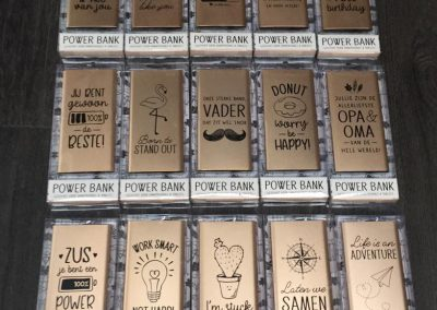 Powerbank Powerbank The Gift shop Schilde