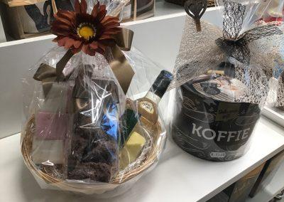 Geschenkmanden The Gift shop Schilde