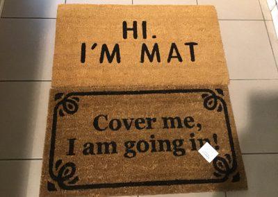 Matten The Gift shop Schilde